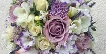 Shades of Purple Weddings / Whether you are going for a bold and striking cadbury purple or a soft smokey lilac theme, there is plenty of inspiration here! x