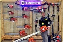 The Biggest, Baddest, Best Chainsaws Ever! / Dedicated to the best of the best Husqvarna chainsaws. / by Husqvarna USA