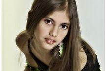 Modelaje Juvenil / Trabajos fotográficos, sesiones sencillas para modelos juveniles e infantiles.