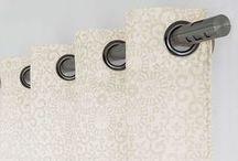 Cortinas online / Selección de cortinas online, diseños originales y exclusivos ideales para decorar ambientes vanguardistas o clásicos.