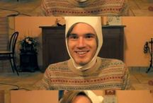 poods  / My favourite youtuber... And senpai