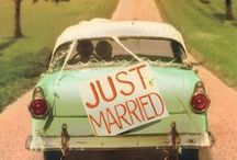 Vintage Wedding Cars // Dreamday with Dreamcar / Wedding Day Transportation Ideas: Classic Cars, Oldtimer, Getawaycar, Weddingride