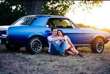 Engagement Photos // Dreamday with Dreamcar / Our favourite ideas for your engagement photos & Save the Date photos.