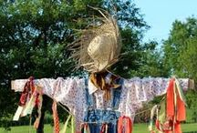 Fall Gardening / Get ready and get inspired to create your best scarecrow for our first annual Scarecrow Festival!