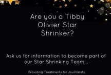 Tibby Olivier Star Shrinkers... / Introducing Tibby Olivier's Star Shrinkers...