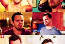 New girl / new girl, jessica day, nick miller, schmidt, funny, quotes, memes, happy, tv show