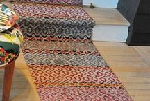 Rugs & weaving / rugs and ideas