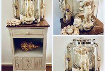 Sea Shells / De schelpen in mijn huis