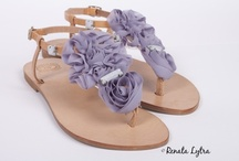 Summer Sandals ss2012 / http://www.facebook.com/RenataLytra