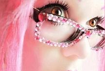 pretty in pink / by stephanie stevens
