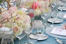 Party Ideas & Table setting
