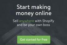 Make Money Online / Join me on my quest to achieve financial freedom through legitimate ways to make money online!