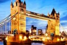 City Guide: London / Great tips for planning a fab holiday in London, easy peasy!