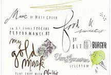 - fonts & calligraphy // portable income toolkit - / #stationaryfonts #brandingfonts #eventfonts #weddingeventstationaryfonts