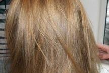Любимый цвет волос / о красоте