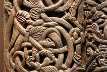 Norwegian carving / Norwegian art