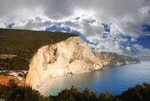 L E F K A S / ΛΕΥΚΑΔΑ-LEFKAS island-Greece