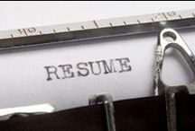 Professional Resume Tips / A better job starts with a better resume!