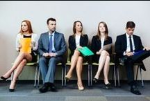 Job Interviews / You have your foot in the door... How to keep it there and land the job.