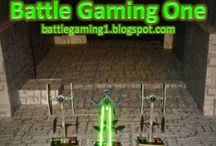 X-Wing Battle Gaming One / Cool photos from playing FFG's X-Wing