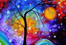 Abstractos / Luz y color