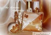 Svadobné šaty, kytice, torty a doplnky / svadbovanie