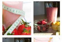 Zdravé jedenie a nápoje