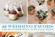 A wedding which... is happening! / Inspiration, ideas, and the like.