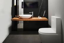 Bathroom Inspiration / Bathrooms that we think are the coolest!