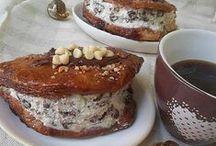 I dolci / Le miglior ricette zuccherose a base di prodotti caseari.