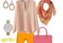 Spring Color / Color in Fashion, Beauty, and Everywhere Else