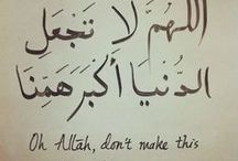 Islam / Beautiful Islamic quotes, and everything about the perfection of Islam. Alhamdullilah! :)