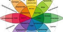 Эмоции, образ жизни / color my days color mood