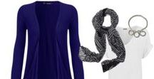 Konenkii Fall Style / Fashion ideas for women over 40, over 50, over 60+ using accessories from Konenkii quarterly gift boxes.