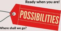 2016 Possibilities Box / Ready when you are! Where shall we go?