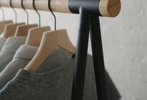 Clothing Rack & Storage Ideas