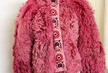 Norwegian folk clothing revisited FALL/WINTER 13/14