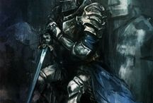 Knight / Contain :  - Knight - Paladin - Dark Knight