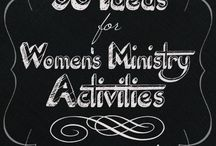 Ladies Auxiliary / This board was created to give ladies ideas for their Ladies Auxiliary.  This includes meetings, retreats, secret sisters, dinners, and so on.