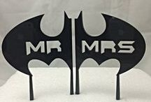4 We <3 Batman / We love Batman as a couple and this board is a representation of that bond. / by Ivey Hawkins (Yive.com)