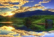 """Mundo ✈ / """"Los viajes son los viajeros. Lo que vemos no es lo que vemos, sino lo que somos"""" Fernando Pessoa"""