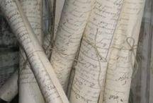Passions pour le papier  / création de quelques fleurs en papier