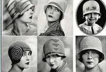 Passions pour le vintage / Car la mode ne se démode pas et que tout est un éternel recommencement