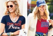 GAME DAY STYLE INSPIRATION / Check out our Game Day Style board. Herpinkjersey.com