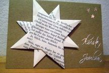 Christmas cards / Hand made Christmas cards