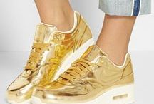 SNEAKER CHIC / Shoes, Shoes, Shoes! Want more? Herpinkjersey.com