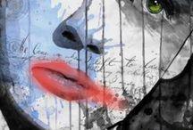 Loui Jover Art / amazing art by loui jover