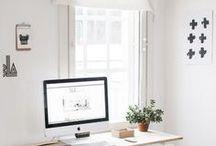 craft room & office