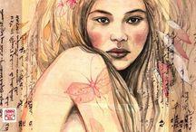 StepHanie LeDouX / Art work by Stephanie Ledoux