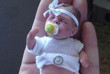 minyatür baby